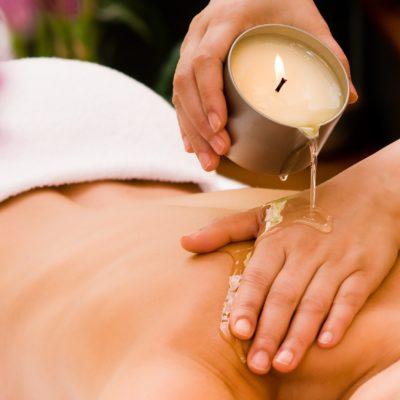 Orli Massage Candles