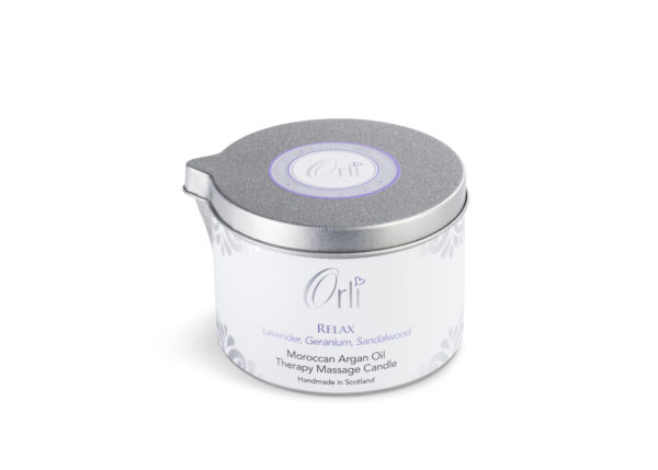 Relax Massage Candle by Orli