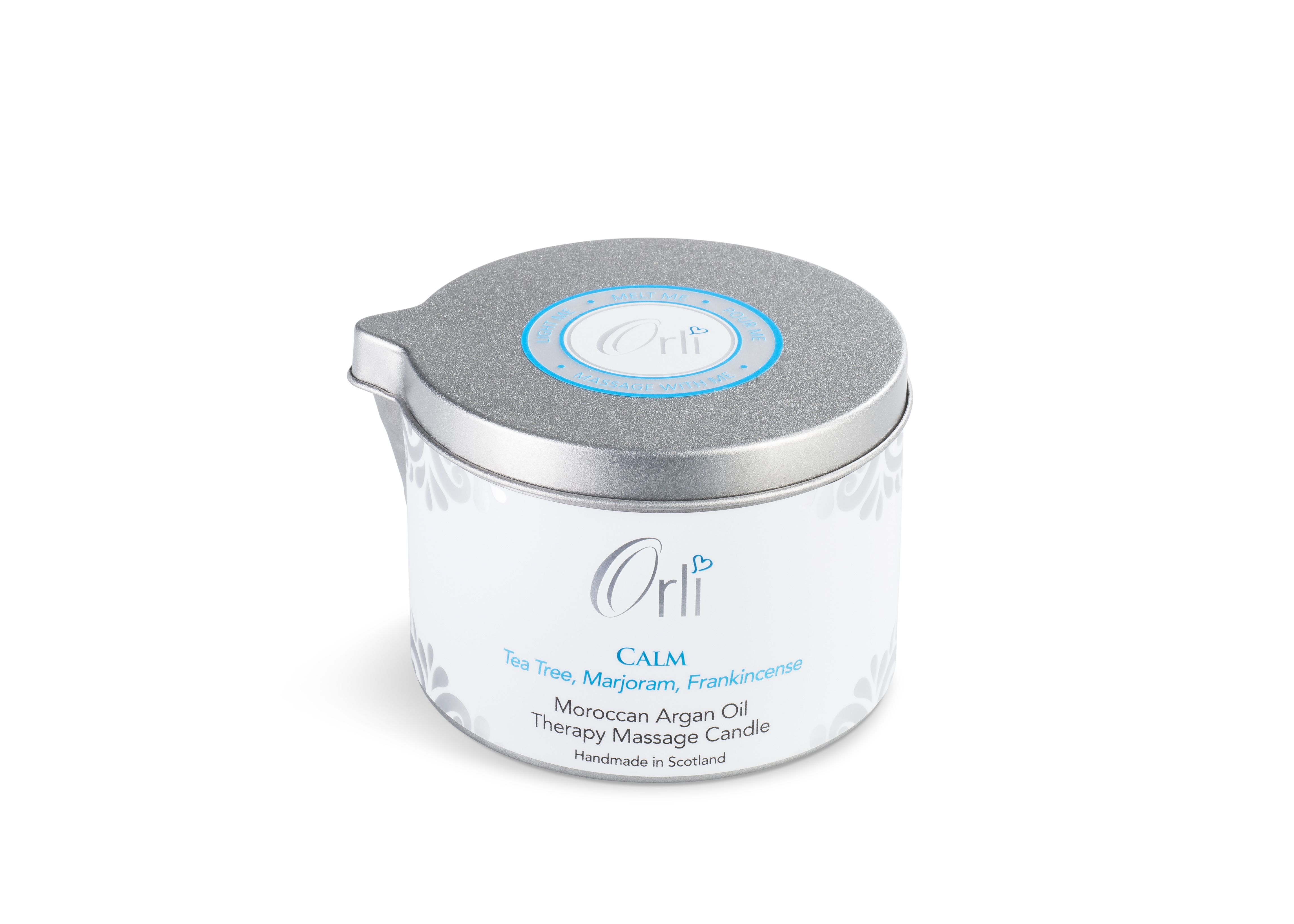 Calm Massage Candle by Orli