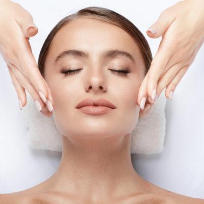Orli Facial Treatment with Orli Facial Candle