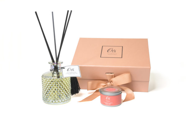 Rose Gold Luxury Gift Collection